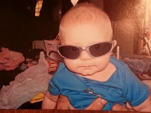 Levi Watson sunglasses