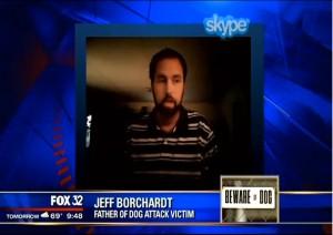Fox 32 interview