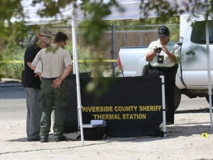 Dog attack kills a man and injures a woman at the Salton Sea community of North Shore. (Photo: Jay Calderon/The Desert Sun)