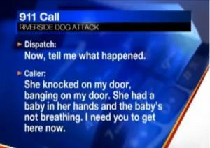 911 call - dayton ohio