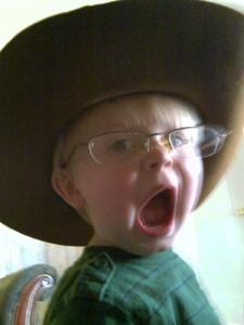 Levi Watson cowboy hat