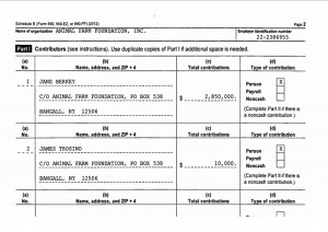Jane Berkey contributions 2.8 mil